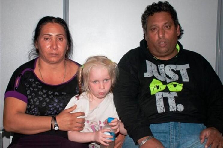 """Pequena """"Maria"""" não está na lista de crianças perdidas da Interpol"""