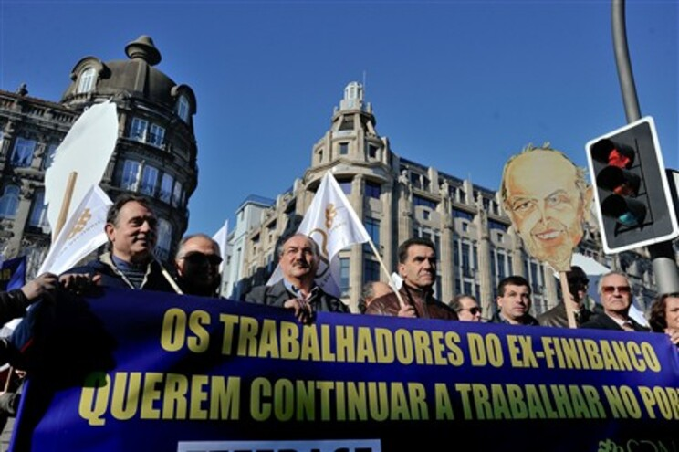 Três acusações de crime na privatização do Finibanco