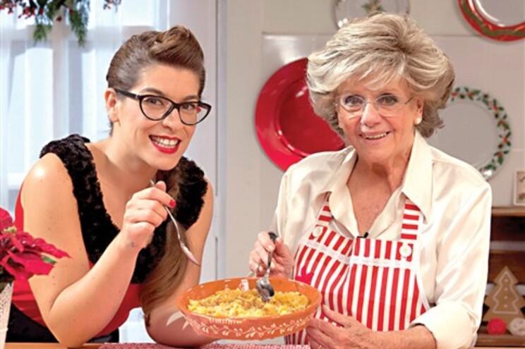 Cozinheira regressa à televisão na cabo