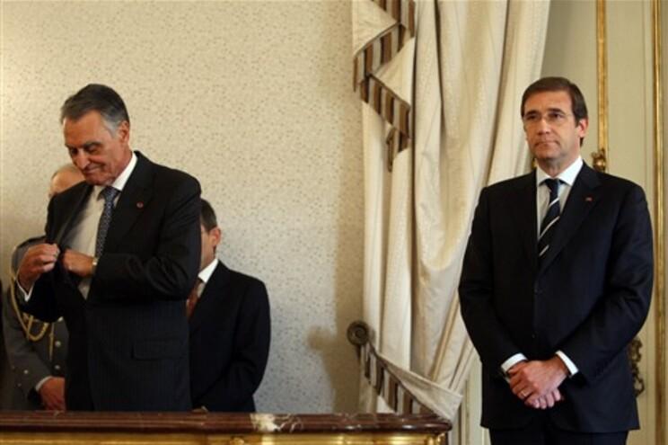 Cavaco pediu ao Tribunal Constitucional que se pronuncie sobre a constitucionalidade das normas que determinam