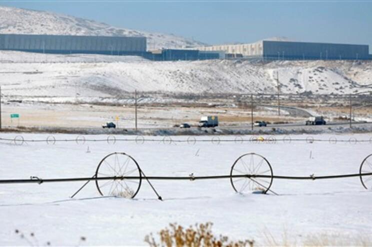 Instalações da NSA, no Utah