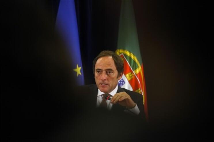 Portas diz que CDS e PSD devem ter candidatura separadas às legislativas