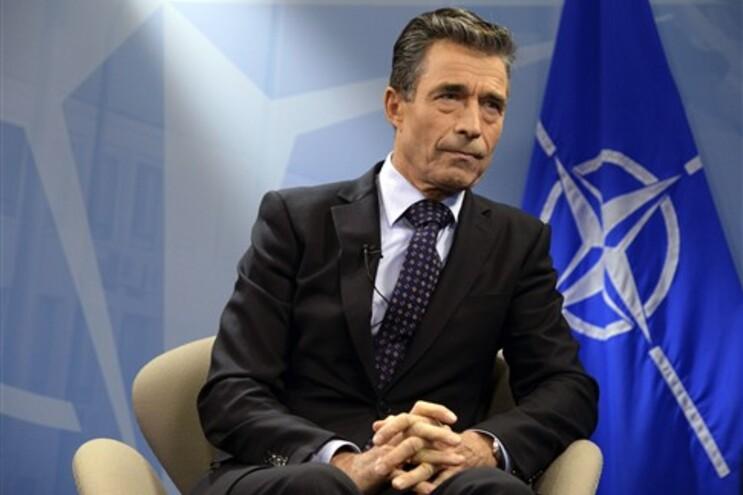 Líderes europeus vão reunir com o secretário-geral da NATO