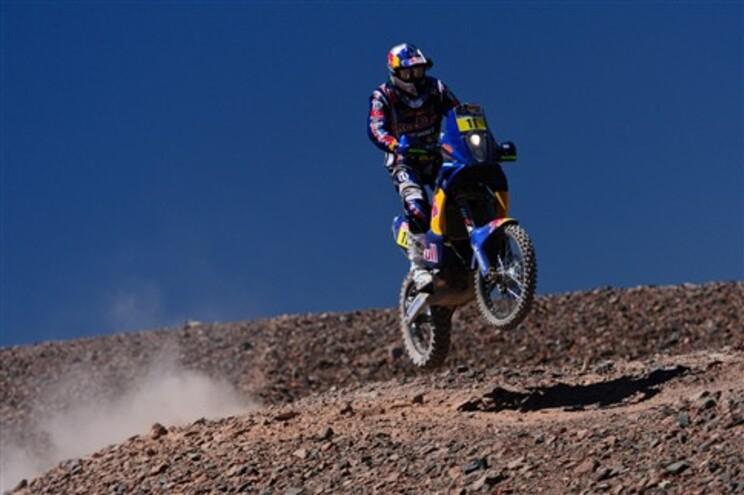 Ruben Faria honrado por poder disputar Dakar como piloto prioritário