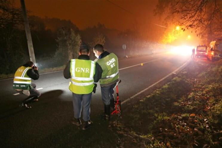 A GNR registou este ano na Operação Natal mais 89 acidentes do que em igual período do ano passado