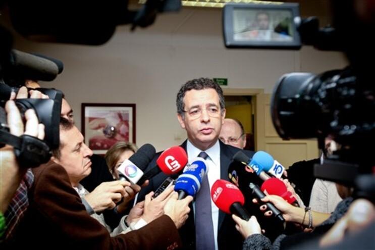 O secretário-geral do PS, António José Seguro