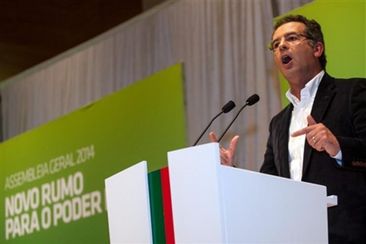 """Pare de atacar os pensionistas e reformados, pare de tirar rendimento aos portugueses"", pediu Seguro"