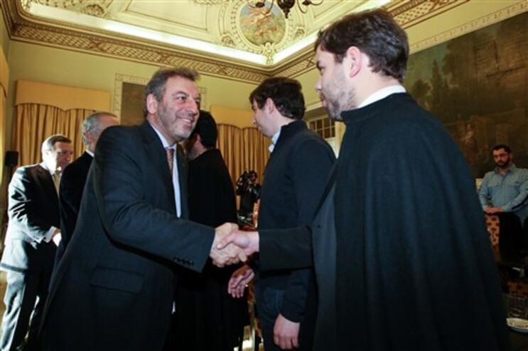 Ministro com associações académicas e federações de estudantes