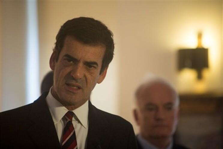 """Rui Moreira disse que o Porto e Viseu """"dependem muito"""" desta ligação ferroviária"""