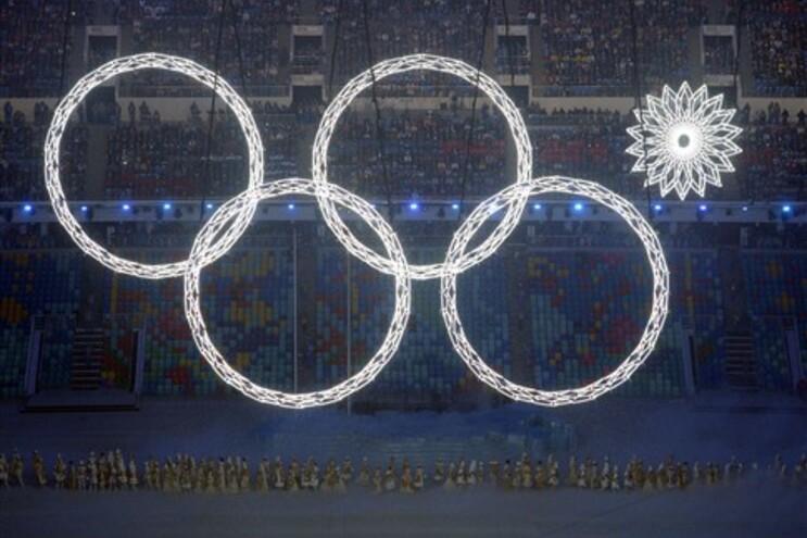 Cerimónia de abertura dos Jogos Olímpicos de inverno
