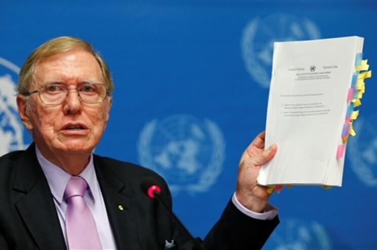 """Relatório documenta um grande número de """"atrocidades indiscritíveis"""""""