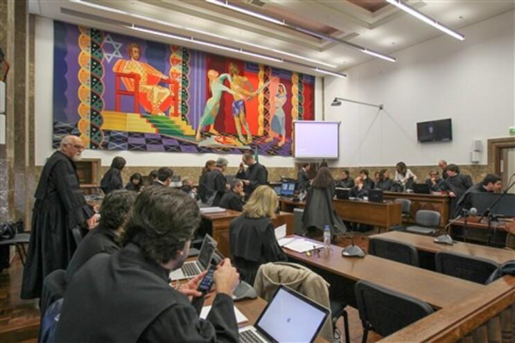 """Julgamento """"Face Oculta"""" decorre há mais de dois anos no tribunal de Aveiro"""