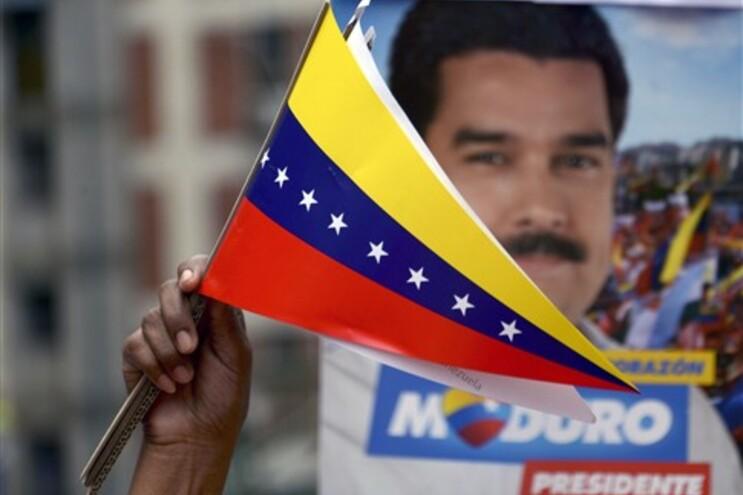 Os protestos contra o Governo de Maduro sucedem-se desde que no dia 12 uma manifestação de estudantes