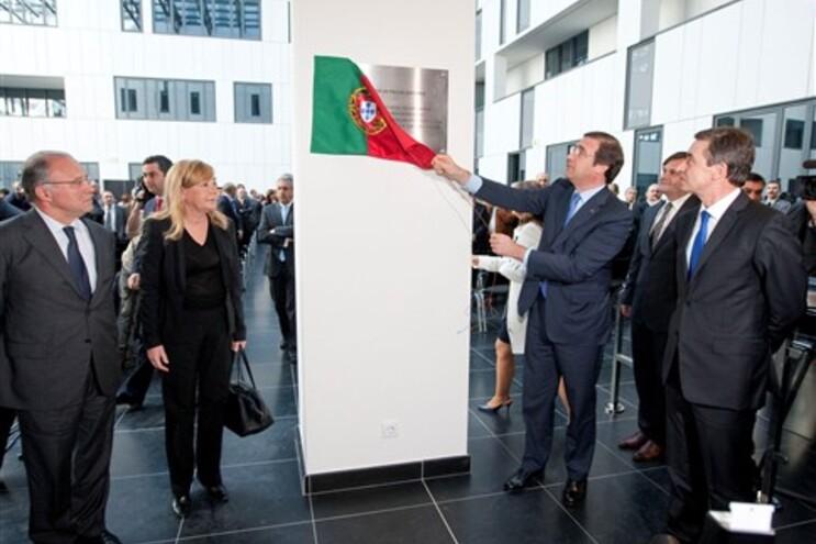 Inauguração da nova sede a PJ em Lisboa