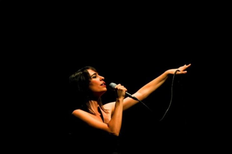 A Naifa no Teatro do Campo Alegre