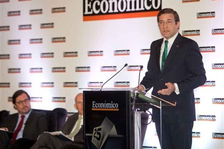 Primeiro-ministro Pedro Passos Coelho