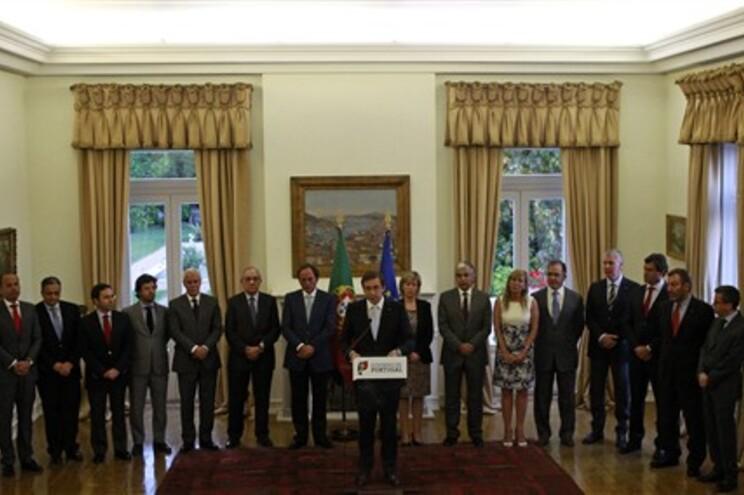 Passos Coelho anuncia saída limpa do programa de assistência financeira