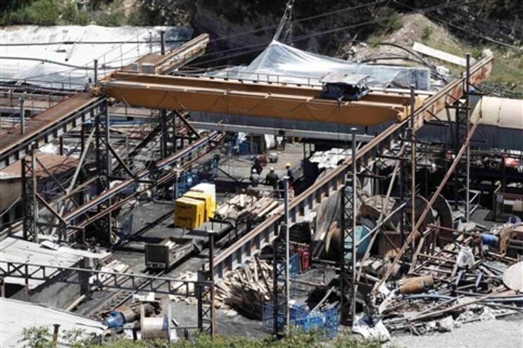 Sensores da mina turca alertaram dias antes para concentração alta de gás tóxico