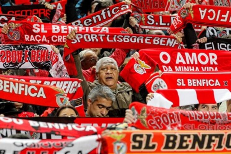 Benfica é a 38.ª marca mais valiosa em 2014 entre clubes de futebol