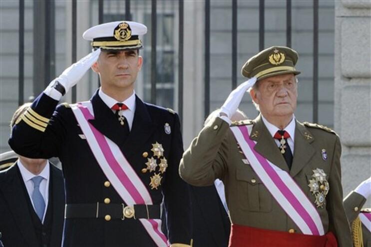 Filipe e Juan Carlos