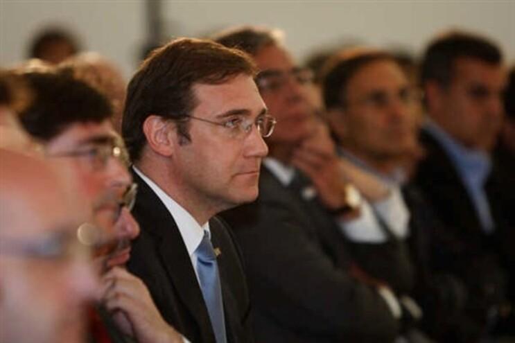 Passos Coelho em conferência realizada em Coimbra