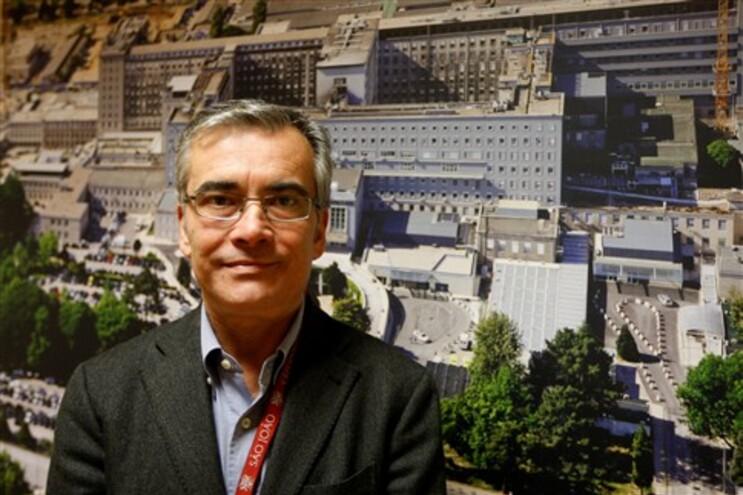 António Ferreira, presidente do Conselho de Administração do Hospital de S. João