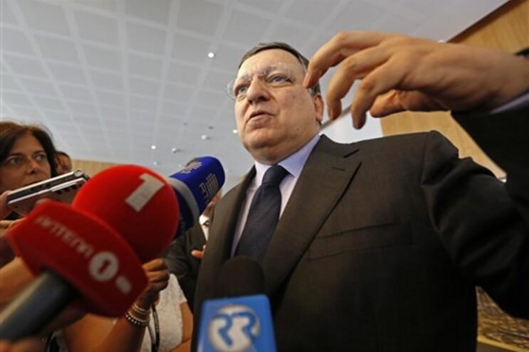 Durão Barroso, presidente da Comissão Europeia