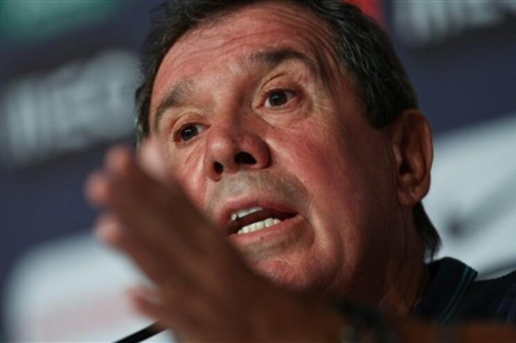 Humberto Coelho, vice-presidente da Federação Portuguesa de Futebol