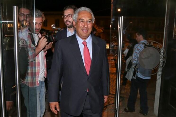 António Costa reúne apoios para a liderança do PS