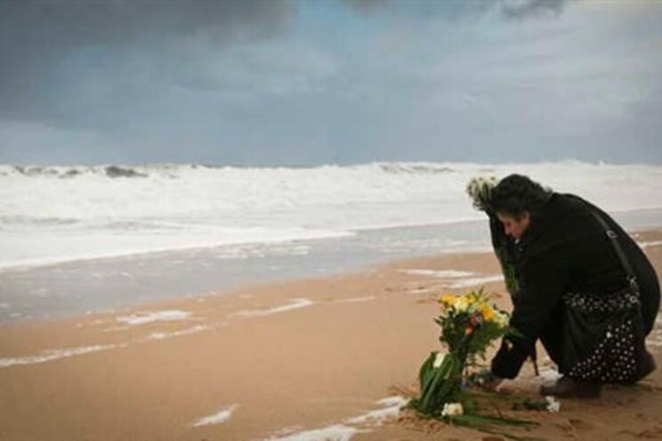 Seis jovens morreram na praia do Meco a 15 de dezembro de 2013