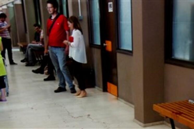 Ataque teve lugar no quarto piso do Departamento de Física da faculdade de Ciências e Tecnologia da Universidade
