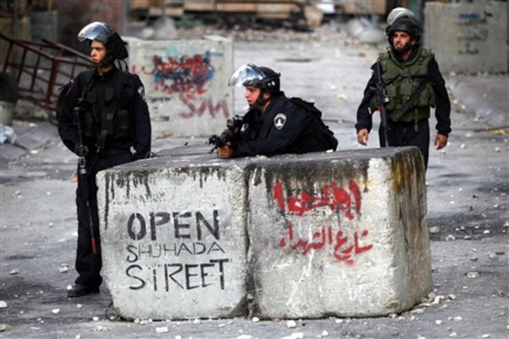 A FPA recorda que não é a primeira vez que as tropas israelitas