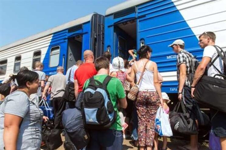 População deixa localidade em Lugansk para escapar ao conflito
