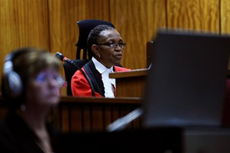 A juíza Thokozile Masipa