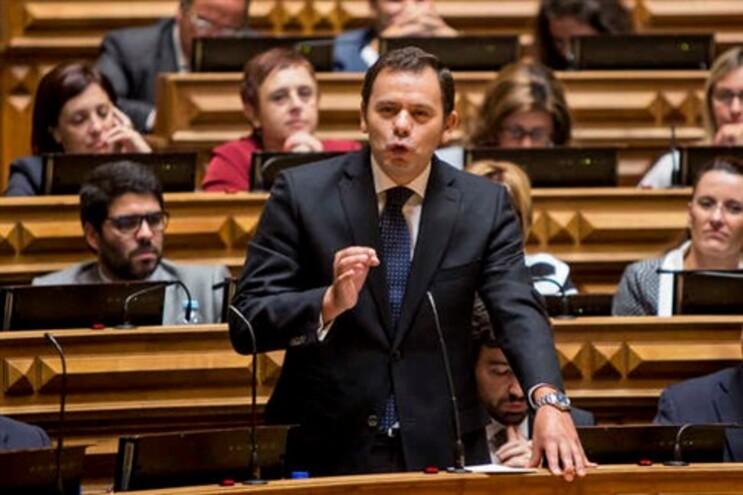 Luís Montenegro, líder parlamentar do PSD