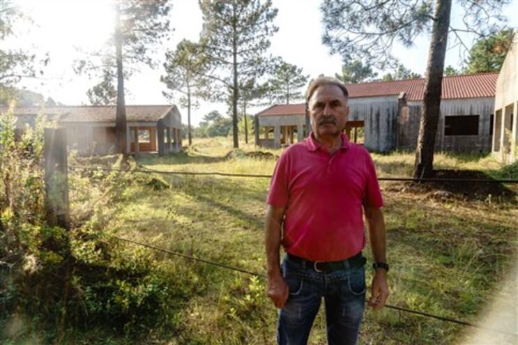Fernando Aires não conseguiu identificar o homem que conhecia há anos