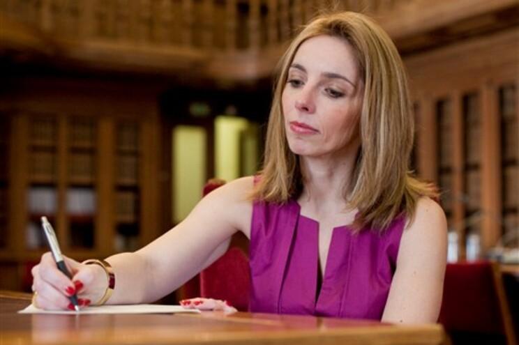 Mónica Ferro, deputada do PSD