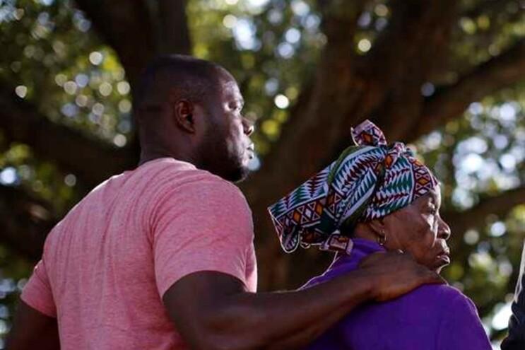 Familiares de Thomas Eric Duncan, primeiro caso de Ébola diagnosticado nos EUA