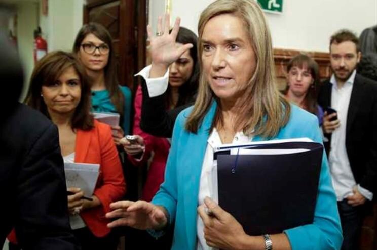 Ana Mato, ministra espanhola da Saúde