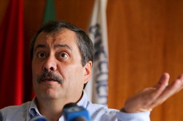 O secretário geral da FENPROF, Mário Nogueira