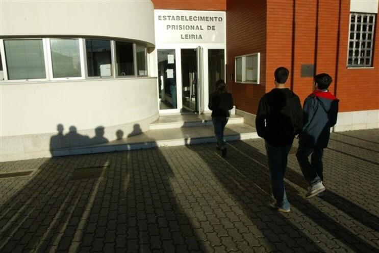 Estabelecimento prisional de Leiria funciona como Prisão escola