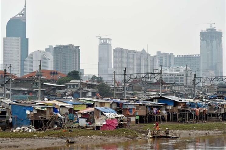 Jacarta, na Indonésia