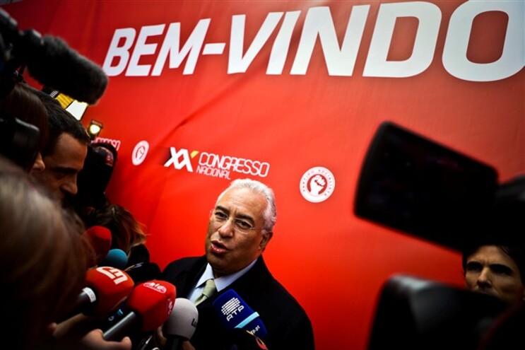 António Costa recusa que PS fale de José Sócrates no congresso