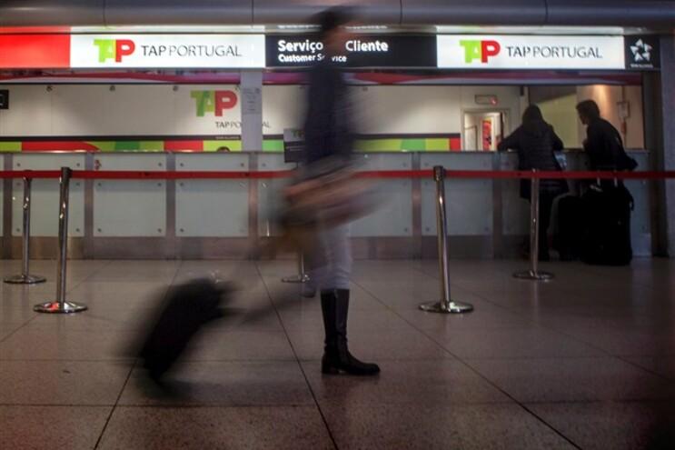 """Sindicato da TAP fala em adesão maciça à greve, empresa destaca """"enorme tranquilidade"""""""