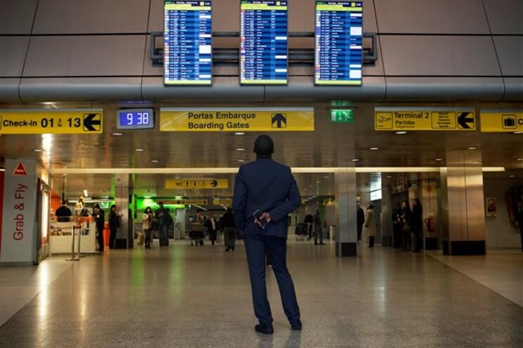 Maioria dos voos cancelados devido à greve não tinha passageiros