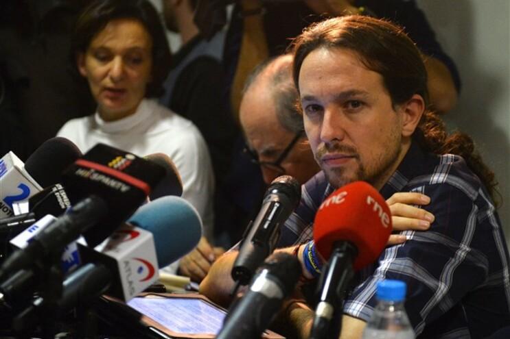 Pablo Iglesias mantém-se o líder mais valorizado