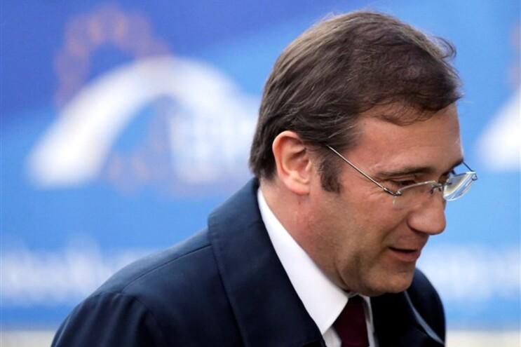 """""""Tenho a certeza de que o Conselho de Ministros não tomou nenhuma decisão ilegal"""", disse Passos Coelho"""