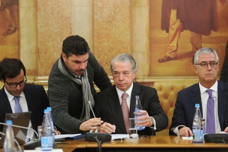 Audição de Ricardo Salgado na comissão parlamentar