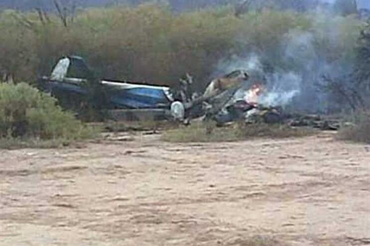 """Dois helicópteros colidiram durante as filmagens do '""""reality show"""" Dropped da televisão privada francesa"""
