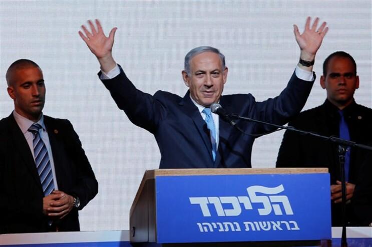 Netanyahu consegue vitória surpresa nas eleições de Israel